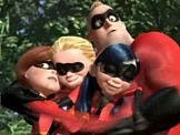The Incredibles video
